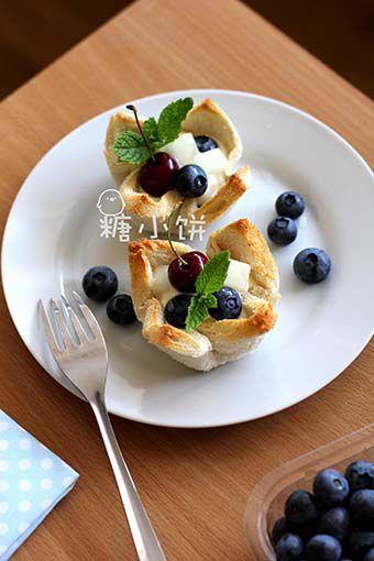 酸奶鲜果吐司盅 菜谱   赛厨易