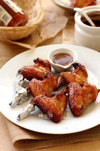 苏梅酱烤鸡翅 菜谱 | 赛厨易