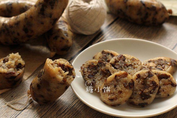 香菇卤肉糯米肠 菜谱   赛厨易