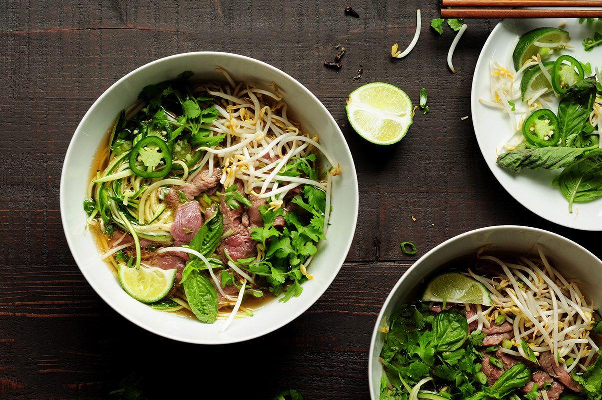 越南河粉配西葫芦条 菜谱 | 赛厨易