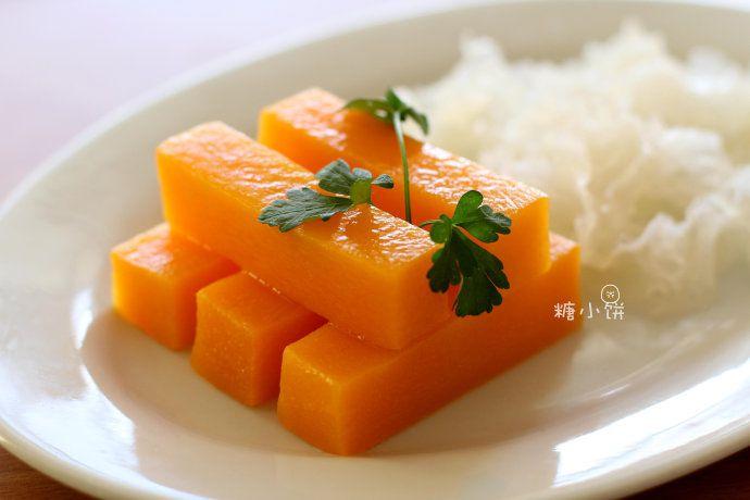 蜜汁南瓜 菜谱 | 赛厨易