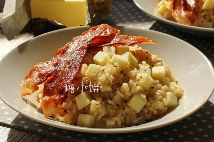 西式苹果炖饭 菜谱   赛厨易