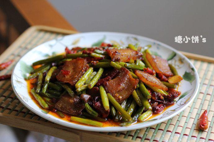 蒜苗回锅肉 菜谱   赛厨易