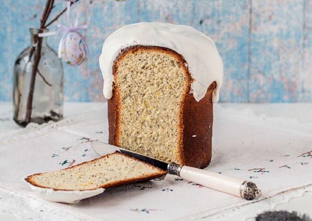 复活节俄罗斯面包 菜谱 | 赛厨易