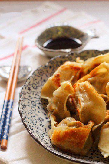 本帮油煎上海大馄饨 菜谱 | 赛厨易