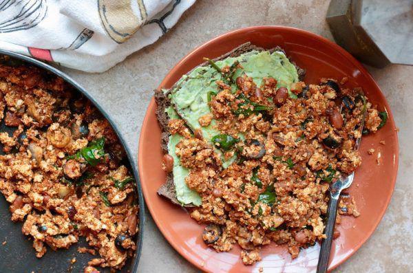 墨西哥风味炒豆腐 菜谱 | 赛厨易