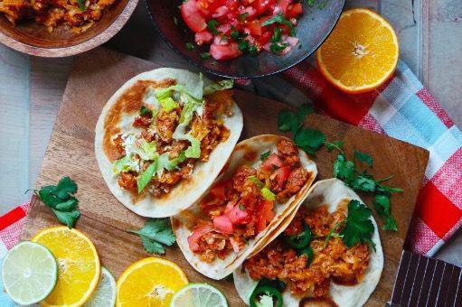 土豆墨西哥辣香肠卷饼 菜谱 | 赛厨易