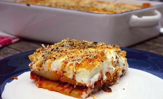 希腊茄盒 菜谱 | 赛厨易