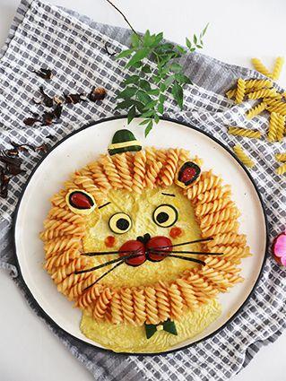 欢乐小狮子意面 菜谱   赛厨易