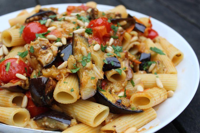 西西里番茄和茄子通心粉 菜谱   赛厨易