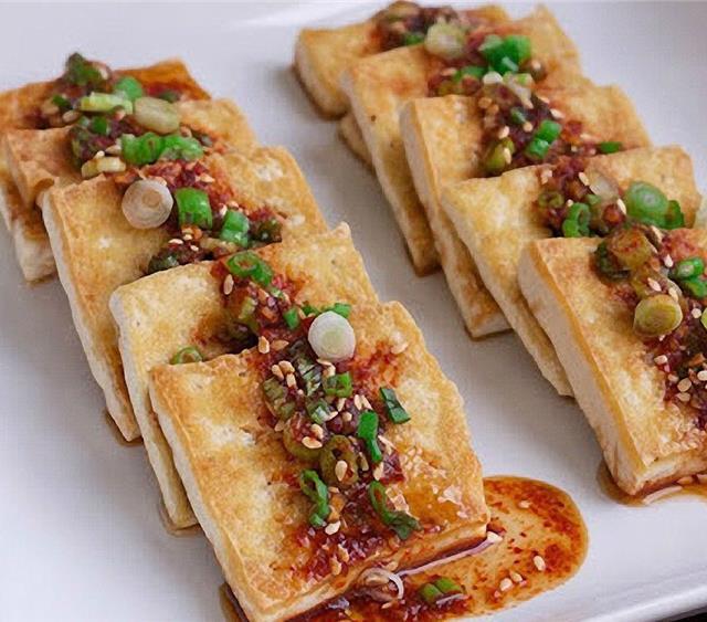 煎豆腐 菜谱   赛厨易