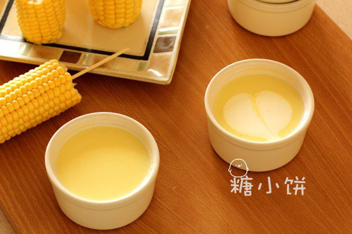 奶油玉米浓汤 菜谱   赛厨易