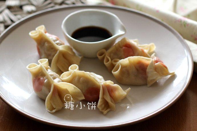 金鱼蒸饺 菜谱   赛厨易