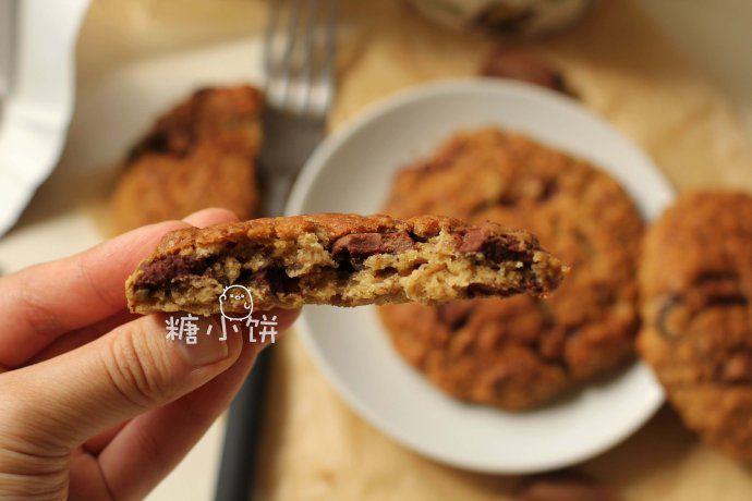 香蕉燕麦巧克力软饼 菜谱 | 赛厨易