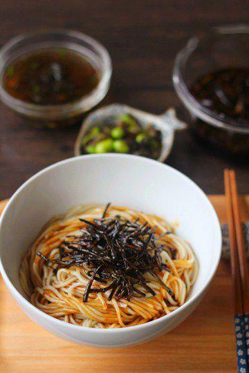 上海本帮葱油拌面 菜谱   赛厨易