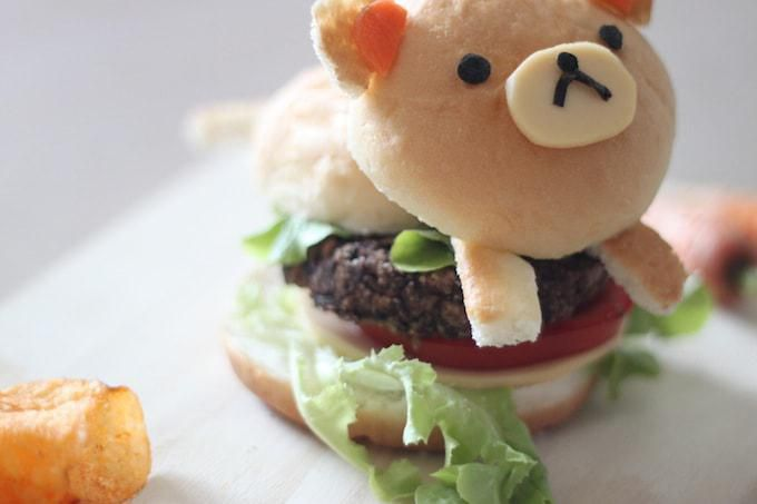轻松熊汉堡 菜谱 | 赛厨易