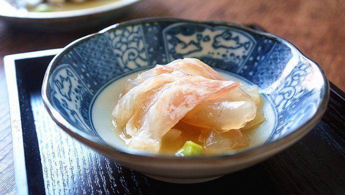 鲷鱼昆布渍 菜谱 | 赛厨易