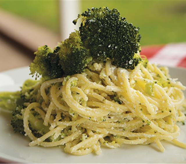 意大利乳清干酪西兰花意大利面 菜谱 | 赛厨易