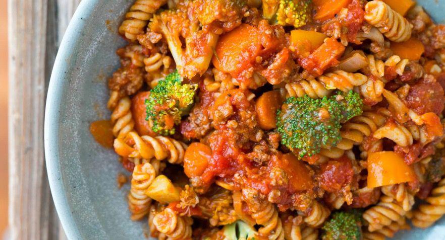 意大利风味蔬菜意大利面 菜谱 | 赛厨易