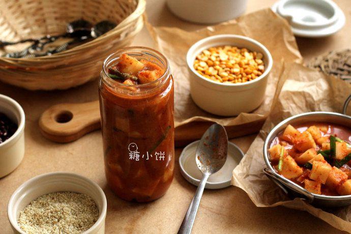 韩式泡萝卜 菜谱 | 赛厨易