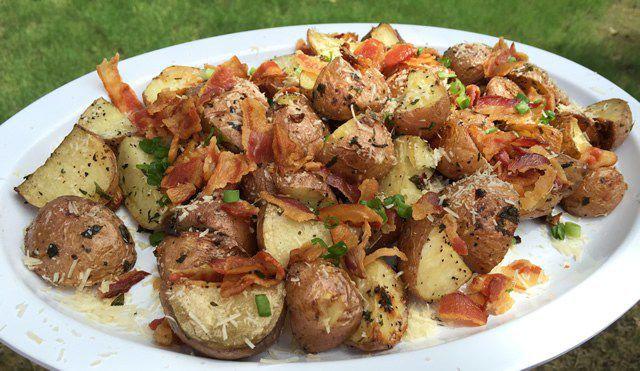 帕尔玛蒜香土豆 菜谱 | 赛厨易