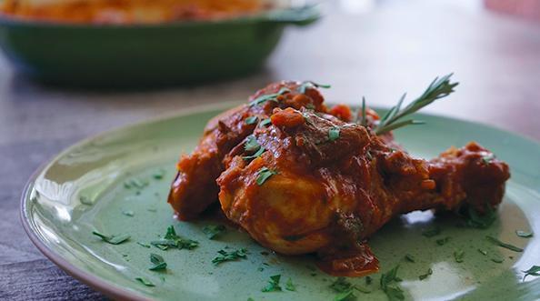 橄榄油炸鸡 菜谱 | 赛厨易