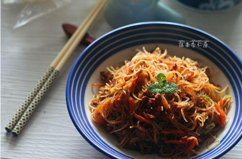 家常炒米线 菜谱 | 赛厨易