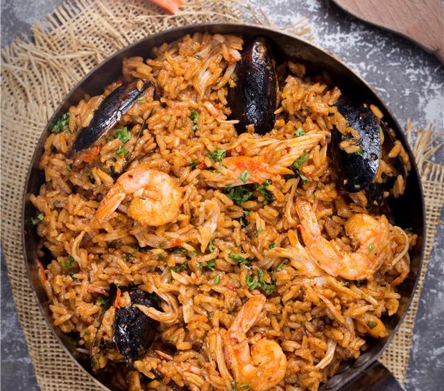 西班牙海鲜烩饭 菜谱 | 赛厨易