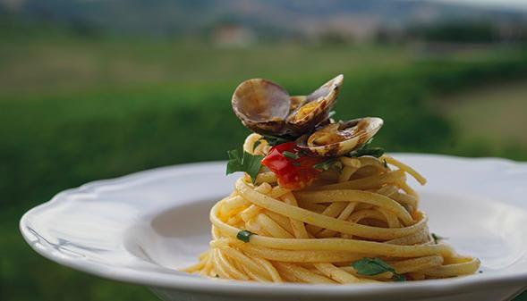 蛤蜊意大利面 菜谱   赛厨易