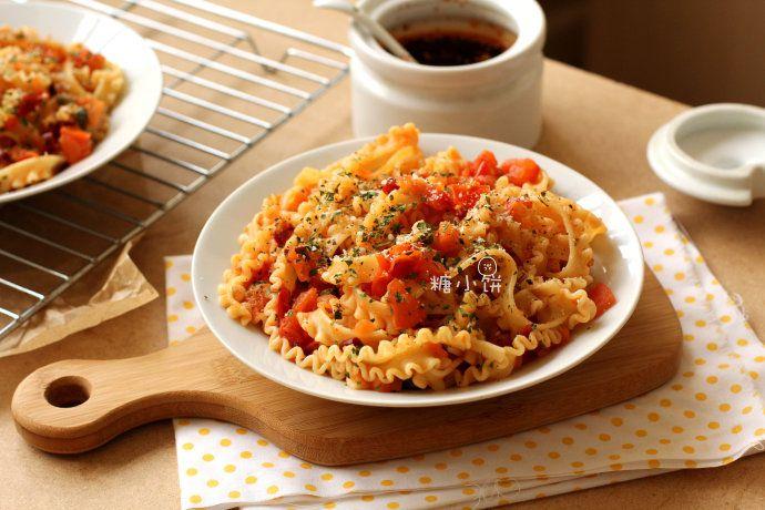 番茄酸豆意面 菜谱   赛厨易