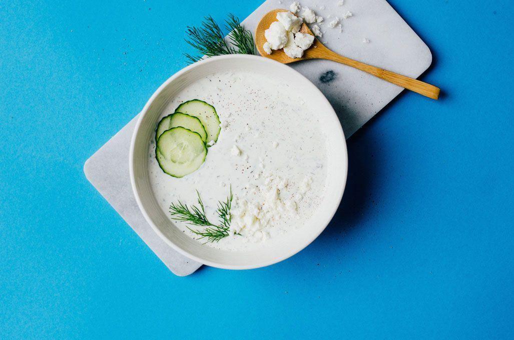 羊乳酪酸奶黄瓜汁 菜谱   赛厨易
