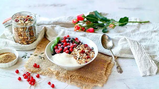酥脆的核桃和红莓 菜谱   赛厨易