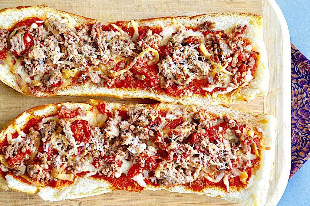 法式面包披萨 菜谱 | 赛厨易