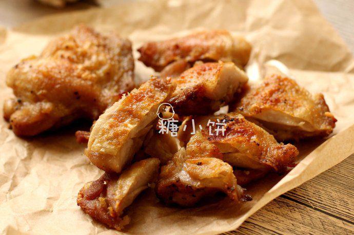 盐焗风味烤去骨鸡腿排 菜谱 | 赛厨易