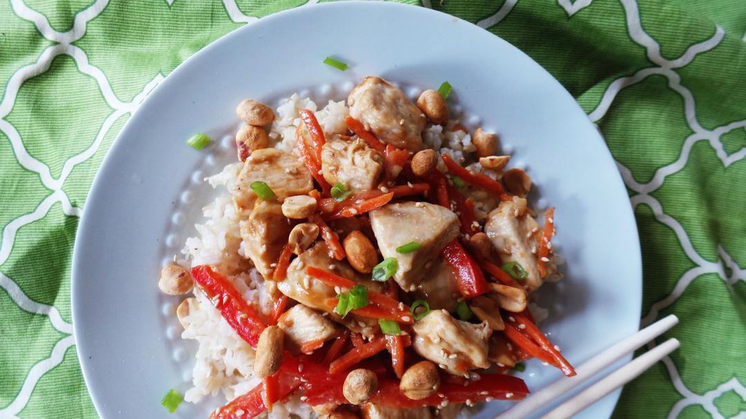 泰国鸡肉炒花生 菜谱 | 赛厨易