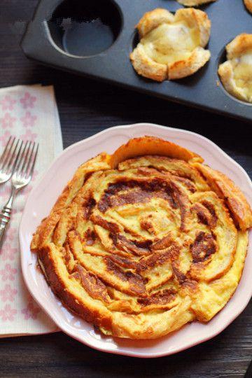 法式太阳花蛋奶吐司饼 菜谱   赛厨易