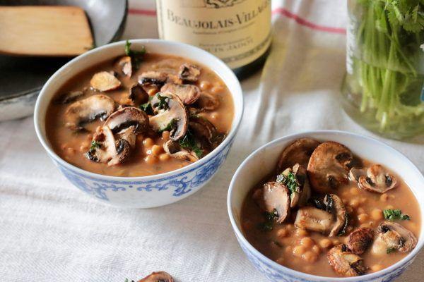 香菇炖扁豆汤 菜谱   赛厨易