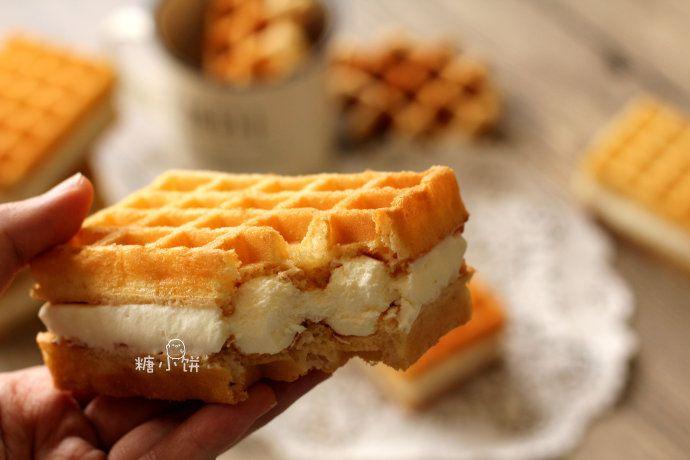 华夫冰淇淋 菜谱   赛厨易