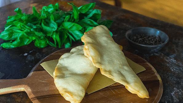 意大利油炸奶酪饺 菜谱 | 赛厨易