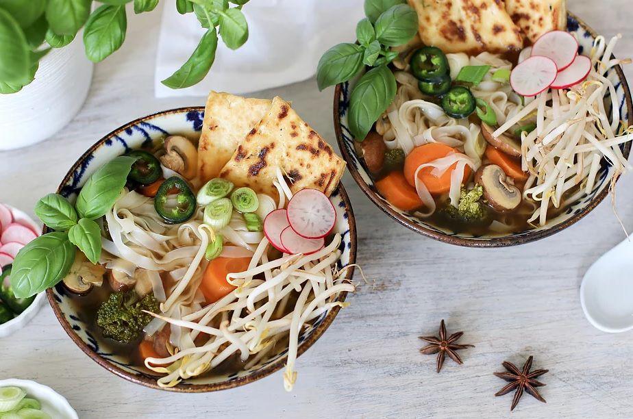 素食越南河粉 菜谱 | 赛厨易