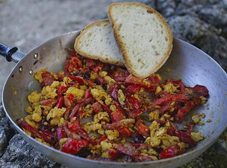 辣椒和鸡蛋 菜谱 | 赛厨易