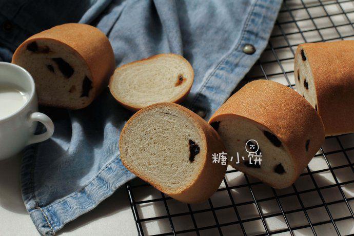 葡萄干木材面包 菜谱   赛厨易