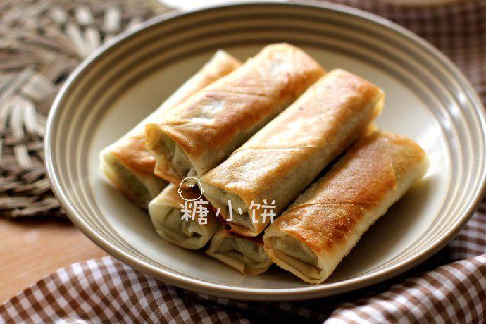 素菜春卷 菜谱   赛厨易