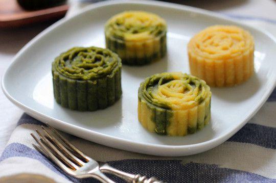 绿豆糕 菜谱   赛厨易