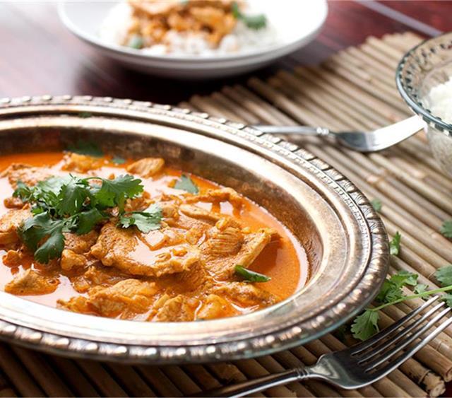 印度酱香鸡 菜谱 | 赛厨易