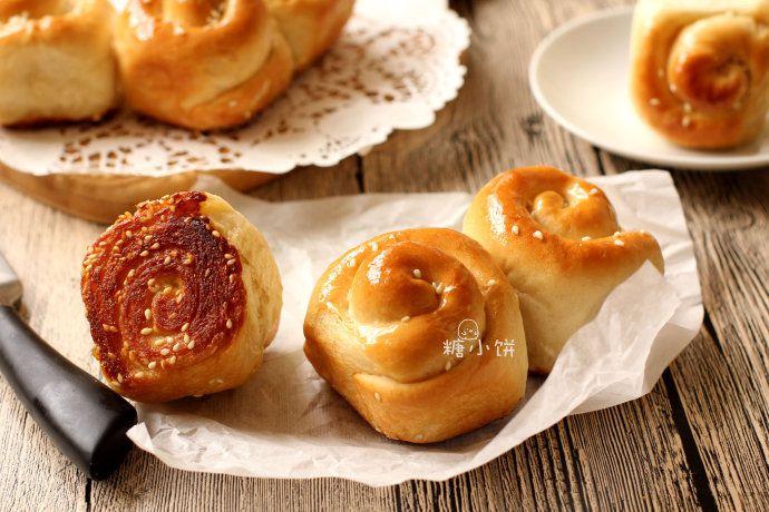 脆底蜂蜜小面包 菜谱 | 赛厨易
