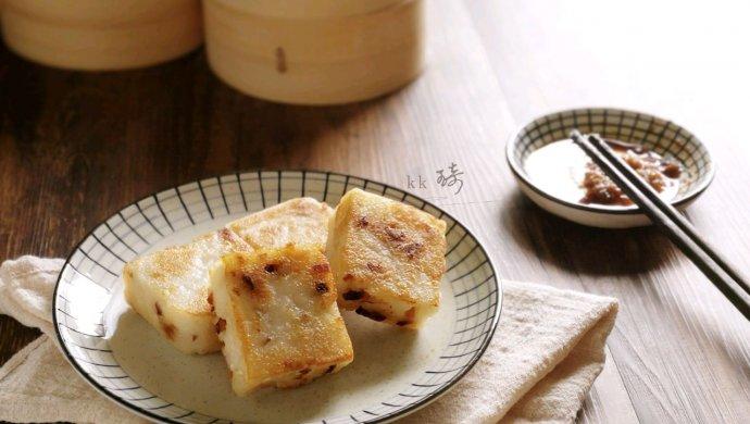 粤味萝卜糕 菜谱   赛厨易